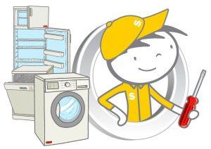 Reparación de Electrodomésticos Girona le soluciona cualquier avería